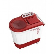Whirlpool ACE 8.5 STAINFREE 8.5 Kg Semi Automatic Top Load Washing Machine - Flora Red