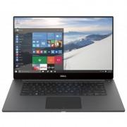 Laptop Dell XPS 15 9550 15.6 inch Ultra HD Touch Intel Core i5-6300HQ 8GB DDR4 1TB HDD 32GB SSD nVidia GeForce GTX 960M 2GB Windows 10 Silver