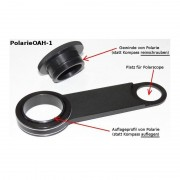 Lacerta Polarie off-axis bracket