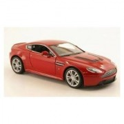 2010 Aston Martin V12 Vantage Red 1/24 By Welly 24017