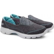 Skechers GO WALK 3 - ELEVATE Walking shoes(Grey)