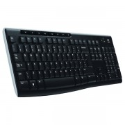 Tastatura wireless LOGITECH K270, black