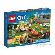 LEGO ® City Distractie in parc - Oamenii orasului 60134