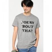 TSPTR/トレーナースポッター:SORRY BOUT THAT【ジャーナルスタンダード/JOURNAL STANDARD Tシャツ・カットソー】