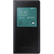 Samsung Pokrowiec na telefon Samsung Flip Cover EF-CG800BBEGWW, Pasuje do modelu telefonu: Samsung Galaxy S5 Mini, czarny