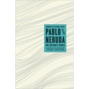 The Captain's Verses by Pablo Neruda