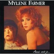 Mylene Farmer - Ainsi Soit Je... (0602498282625) (1 CD)