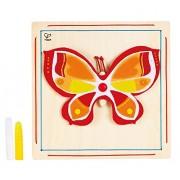 Hape Beleduc E5121 Bellissima Farfalla