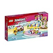 LEGO 10747 Andrea and Stephanie's Beach Holiday Building Set