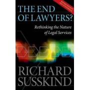 The End of Lawyers? by Richard E. Susskind