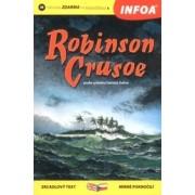 Robinson Crusoe - Zrcadlová četba(Daniel Defoe; Anthony Masters)