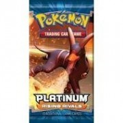 Pokemon Card Game Platinum Rising Rivals Booster Pack [Toy] [Toy]