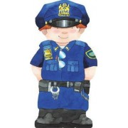 Policeman by Giovanni Caviezel