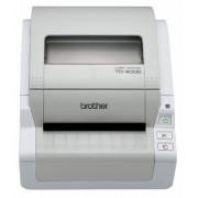 Brother P-Touch TD-4000 Étiqueteuse Gris