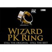 Mms Wizard Pk Ring Original (Flat Silver 17Mm) By World Magic Shop - Trick