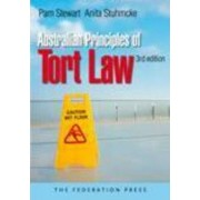 Australian Principles of Tort Law by Pam Stewart
