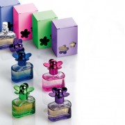 Perfume cristal margarita en caja regalo