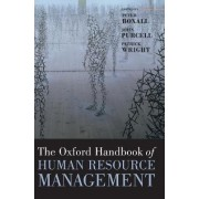 The Oxford Handbook of Human Resource Management by Professor of English Peter Boxall
