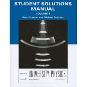 Essential University Physics Student Solutions Manual, Volume 1