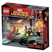 LEGO Super Heroes Iron Man vs. The Mandarin Ultimate Showdown (76008) [Toys & Games] Holiday Toy