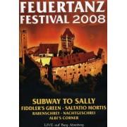 Artisti Diversi - Feuertanz Festival 2008 (0090204777006) (1 DVD)