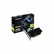 Tarjeta De Video Nvidia Gigabyte GT 710 GeForce 2GB DDR3 PCI-E (GV-N710SL-2GL)