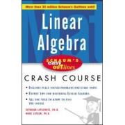 Schaum's Easy Outline of Linear Algebra by Seymour Lipschutz
