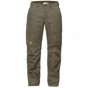 Fjällräven Brenner Pro Winter Trousers Damen Gr. 48 - oliv-dunkelgrün / dark olive - Winter-Trekkinghosen