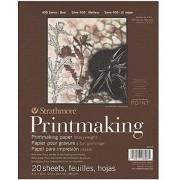 Strathmore 400 Series Heavyweight Printmaking Paper | 8 In. X 10 In. 1 Pcs Sku# 1873799 Ma