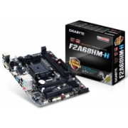 Tarjeta Madre Gigabyte micro ATX GA-F2A68HM-H, S-FM2+, AMD A68H, HDMI, USB 2.0/3.0, 64GB DDR3, para AMD