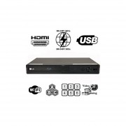 LG BP350 Wi-Fi Multi System All Zone Region Free DVD Player 012345678 PAL/NTSC Blu Ray Disc Zone A/B/C.100~240V...