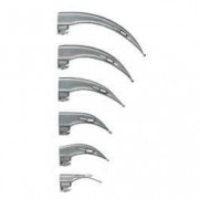 Laringoscop - Lama curba Macintosh lumina standard nr.3