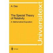 The Special Theory of Relativity by Anadijiban Das