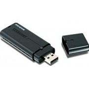 Adaptor Wireless Trendnet USB2.0 300Mbps 802.11b g n TEW-624UB