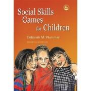 Social Skills Games for Children by Deborah M. Plummer
