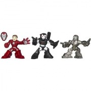 Marvel Iron Man 3 Super Hero Squad Expo Air Assault Figures