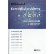 Exercitii si probleme de algebra pentru olimpiade si concursuri - Cls 9-12 - Loredana Teleaga