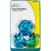 Water-Filled Ice Cream Teether Rattle - Pink