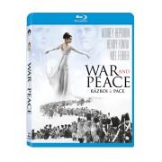 War and Peace:Audrey Hepburn,Henry Fonda - Razboi si pace (Blu-Ray)