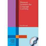 Memory Activities for Language Learning with CD-ROM by Nick Bilbrough