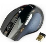 Mouse Laptop Wireless Blue Wave E-Blue Fresco Pro Black 1480DPI