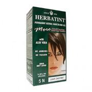 HERBATINT PERMANENT HERBAL HAIRCOLOUR GEL (5N - Light Chestnut) 1 or 2 Applications