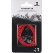 Salomon Quicklace Kit Rosu 8.5 Uk