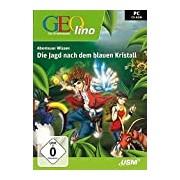 GEOlino Abenteuer Wissen - Die Jagd nach dem blauen Kristall - [Edizione: Germania]