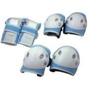 Junior Protector 3-Piece Set (Blue) (Japan Import)