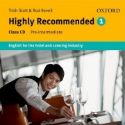 Highly Recommended: English for the Hotel and Catering Industry Class Audio CD