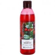 Barwa Natural Cranberry champô para dar volume 300 ml