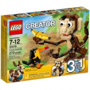 Lego Creator forest animals 31019