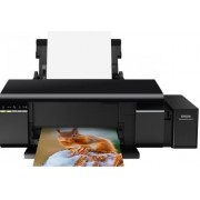 Imprimanta jet cerneala Epson L805, A4, 38 ppm, Wireless