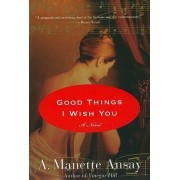 Good Things I Wish You by A Manette Ansay